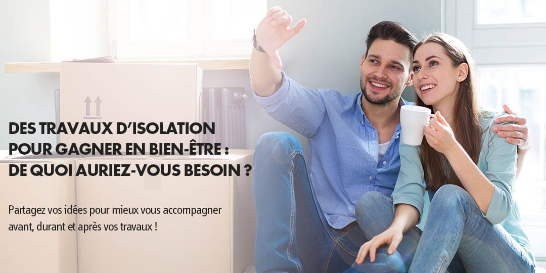 Image Carrousel mail campagne Isolation